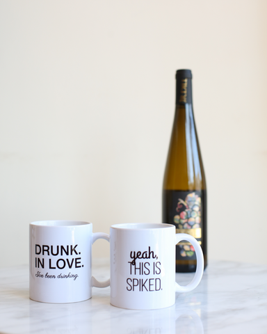 LILA Fashion | Drunk & Spiked | Mugs