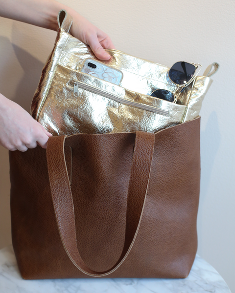 Bag Organizer | Gold