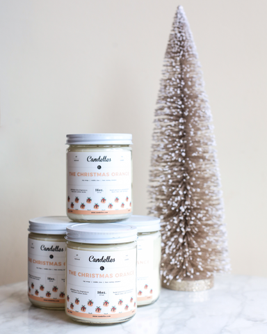 LILA Fashion | The Christmas Orange 16oz Candle