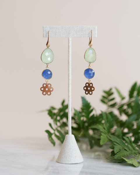Agate Louloudi Earrings