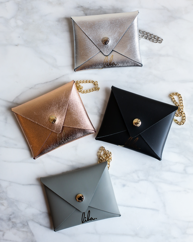 LILA Fashion | Mini Envelope Purses