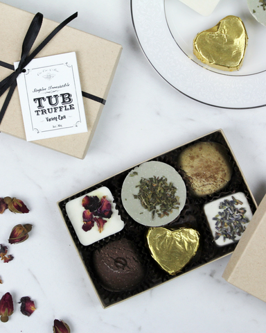 LILA Fashion | Tub Truffles - 6 Pack