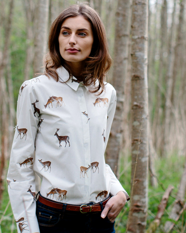 LILA Fashion | Fallow Deer Shirt