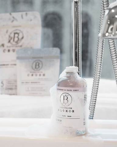 LILA Fashion | Lavender & Earl Grey | Bath Bubbles
