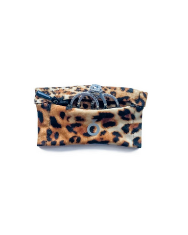 LILA Fashion | Ring Wristband | Lux Leopard
