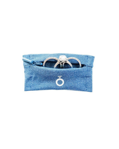 LILA Fashion | Ring Wristband | Midnight Blue