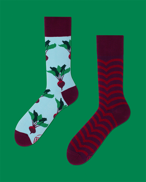 Beetroot | Socks