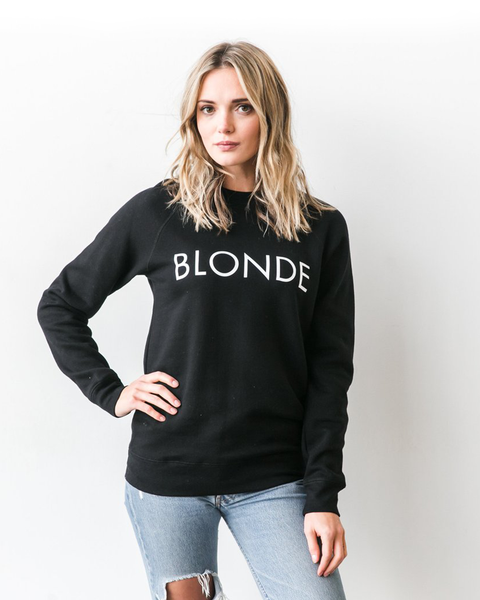 Blonde | Sweatshirt