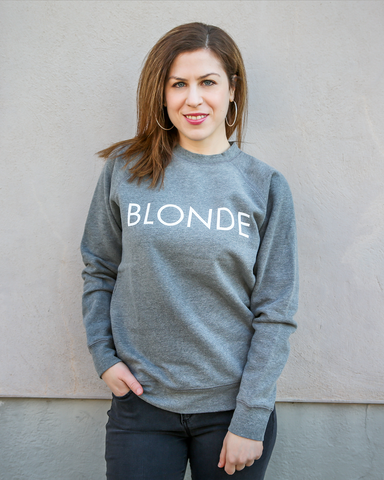 LILA Fashion | Blonde | Sweatshirt