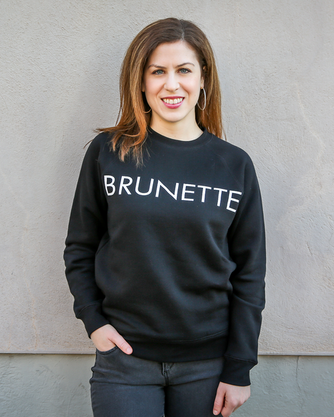 Brunette | Sweatshirt