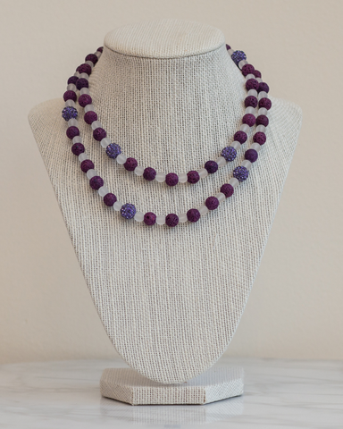 LILA Fashion | Lilac Necklace