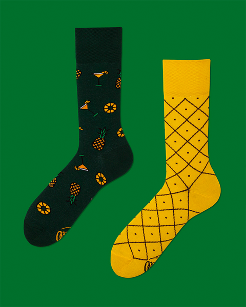 Pineapples | Socks