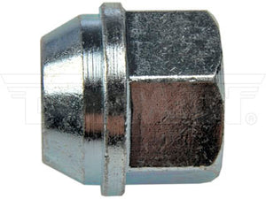 611-112 Wheel Nut M12-1.50 Bulge - 19mm Hex, 20.5mm Length Chevrolet 1988-82, GMC 1988-8