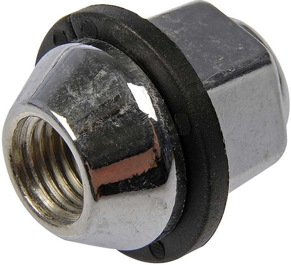 611-209 Wheel Nut M12-1.50 Acorn - 21mm Hex, 30.25mm Length (KIA)