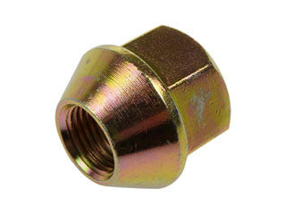 611-162 Wheel Nut 9/16-18 Bulge - 15/16 In. Hex, 1-1/32 In. Length  Application Summary: Dodge 2010-94, Ram 2011