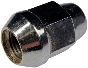 611-186 Wheel Nut M14-1.50 Acorn - Bulge Seat - 13/16 In. Hex, 1.39 In. Length  Application Summary: 2012-80