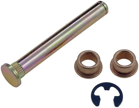 703-270 Door Hinge Pin And Bushing Kit - 2 Pins, 4 Bushings, 2 Clips Ford Explorer 96-2010, Ranger