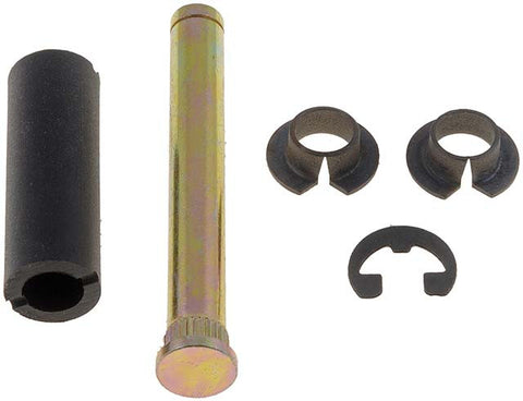 38439  Jeep Cherokee 2001-97 Door Hinge Pin And Bushing Kit - 1 Pin, 2 Bushings, 1 Sleeve And 1 Clip