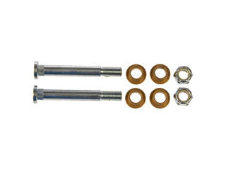38474 Door Hinge Pin And Bushing Kit - 2 Pins, 4 Bushings And 2 Nuts Application Summary: Nissan Armada 2015-05, Nissan Frontier 2015-05, Nissan Titan 2015-04