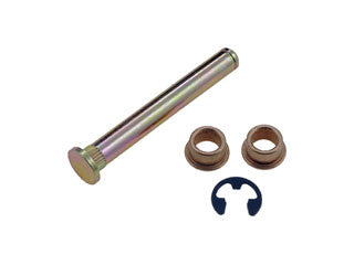 38438 Door Hinge Pin And Bushing Kit - 1 Pin, 2 Bushings And 1 Clip  Ford 2011-89, Lincoln 2006-88, Mercury 2010-89