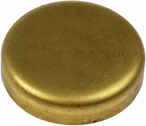 565-093 Brass Cup Expansion Plug 35mm, Height 0.380