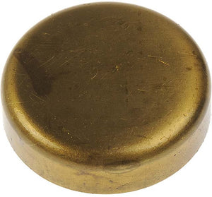 565-095 Brass Cup Expansion Plug 40mm, Height 0.450