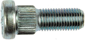 610-025 7/16-20 Serrated Wheel Stud - .564 In. Knurl, 1-5/16 In. Length Chrysler 1962, General Motors 1990-38