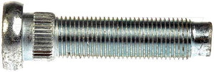 610-439 9/16-18 Serrated Wheel Stud - .658 In. Knurl, 2-7/16 In. Length Dodge 2008-06, Dodge 2002-00