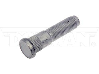610-615 /  M14-1.50 Serrated Wheel Stud - .630