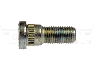 610-170 / 1/2-20 Serrated Wheel Stud - .620 In. Knurl, 1-3/8 In. Length Application Summary: American Motors 1988-73, Jeep 1987-84