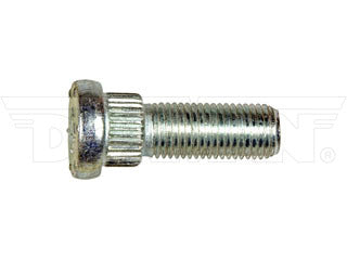 610-041 7/16-20 Serrated Wheel Stud - .561 In. Knurl, 1-3/8 In. Length