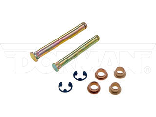 703-273 Door Hinge Pin And Bushing Kit - 4 Pins And 8 Bushings Application Summary: Dodge Dakota 1998-94, Dodge Ram 1500 2001-94, Dodge Ram 2500 2002-94, Dodge Ram 3500 2002-94