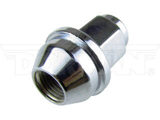 611-008 Wheel Nut M14-1.50 Metric - 21mm Hex, 44.5mm Length  Ford 2020-15, EXPEDITION, TRANSIT ALL ARO DE ALUMINIO