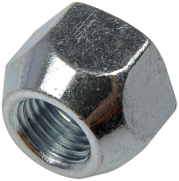 611-014 Wheel Nut 7/16-20 Standard - 3/4 In. Hex, 9/16 In. Length (CHRYSLER, FORD, GM)