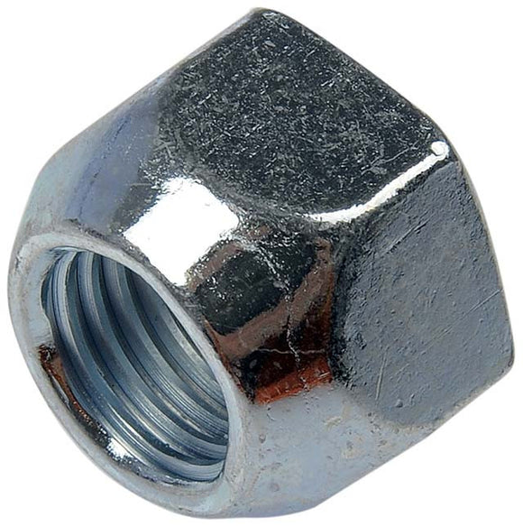611-062 Wheel Nut M12-1.50 Standard - 19mm Hex, 14mm Length (VOLVO)