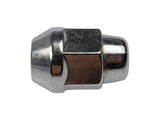 611-174 Wheel Nut M12-1.25 Acorn - Bulge Seat - 13/16 In. Hex, 1.382 In. Length