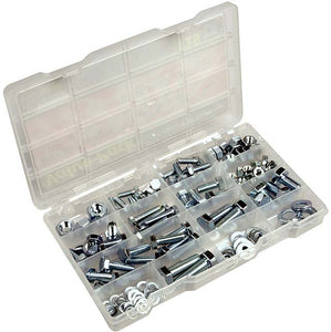 799-305 Metric Class 8 Hardware Value Pack Tray- Asian Vehicles- 15 Sku's- 128 Pieces