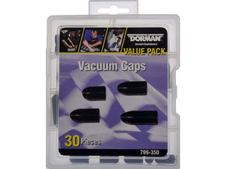 799-350 Vacuum Caps Value Pack- 6 Sku's- 30 Pieces Tray