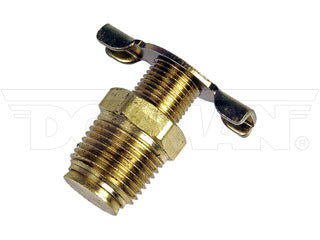 61102 Radiator coolant Drain Cock-Brass-Screw In Style-3/8 In. NPT Application Summary: 2002-99, 1997-55, 1950