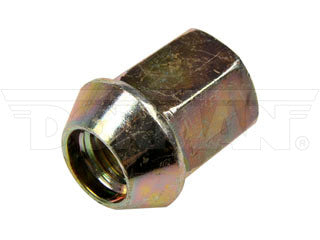 611-227 Wheel Nut M12-1.50 Bulge - 19mm Hex, 27.91mm Length Application Summary: Ford Focus 2008-00