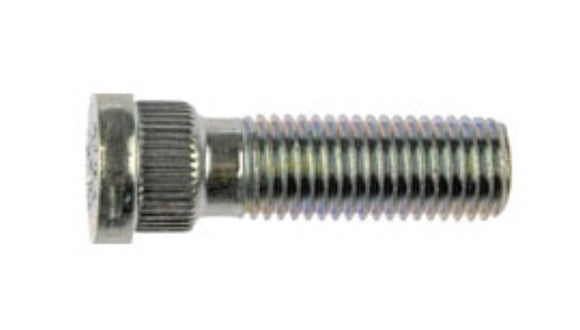 610-275 M12-1.50 Serrated Wheel Stud - 14.30mm Knurl, 41.5mm Length (HYUNDAI & MITSUBISHI)