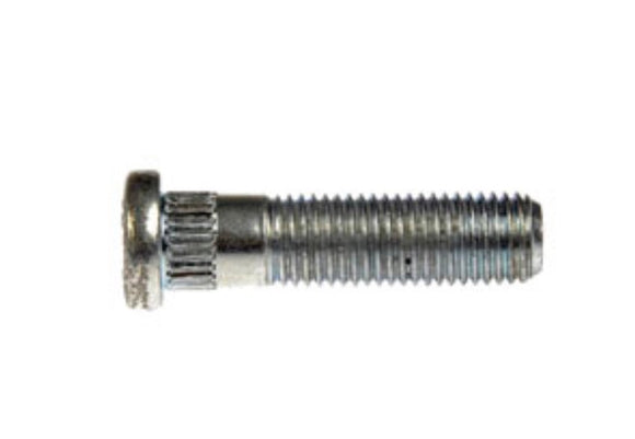 610-408 XXL M12-1.50 Serrated Wheel Stud - 12.34mm Knurl, 48mm Length (Acura Integra 1989-86, Acura TL 1997-96)