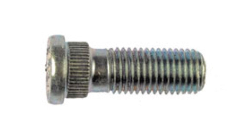 610-276 M12-1.50 Serrated Wheel Stud - 14.30mm Knurl, 35.5mm Length (HYUNDAI)