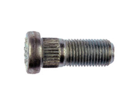 610-240 M12-1.25 Serrated Wheel Stud - 13.00mm Knurl, 32mm Length(NISSAN-INFINITY)