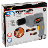 "W50086 3/8"" Drill with keyless chuck"