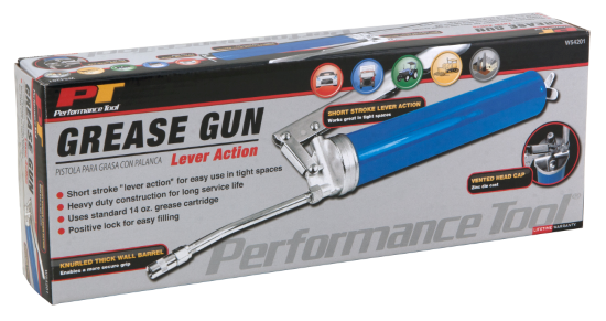 W54201 Lever Action Grease Gun