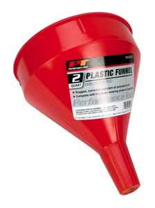 W54276  2 Quart Plastic Funnel