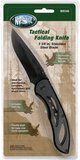 "W9340  Tactical Knife w/ 3-3/8"" blade"