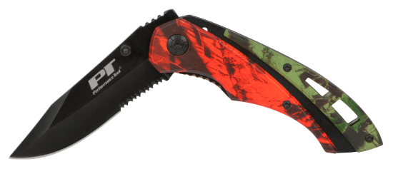 W9351  The Kampala Camo Pocket Knife