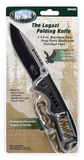 W9360  Paracord Handle Folding Knife